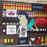 Barrio Italia de Santiago : Artisanat et Galerie d'Art sont à la Mode