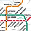 Comment bien utiliser le métro de Santiago du Chili