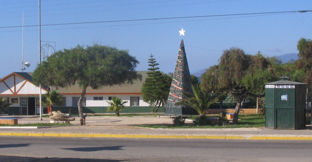 Noël au Chili