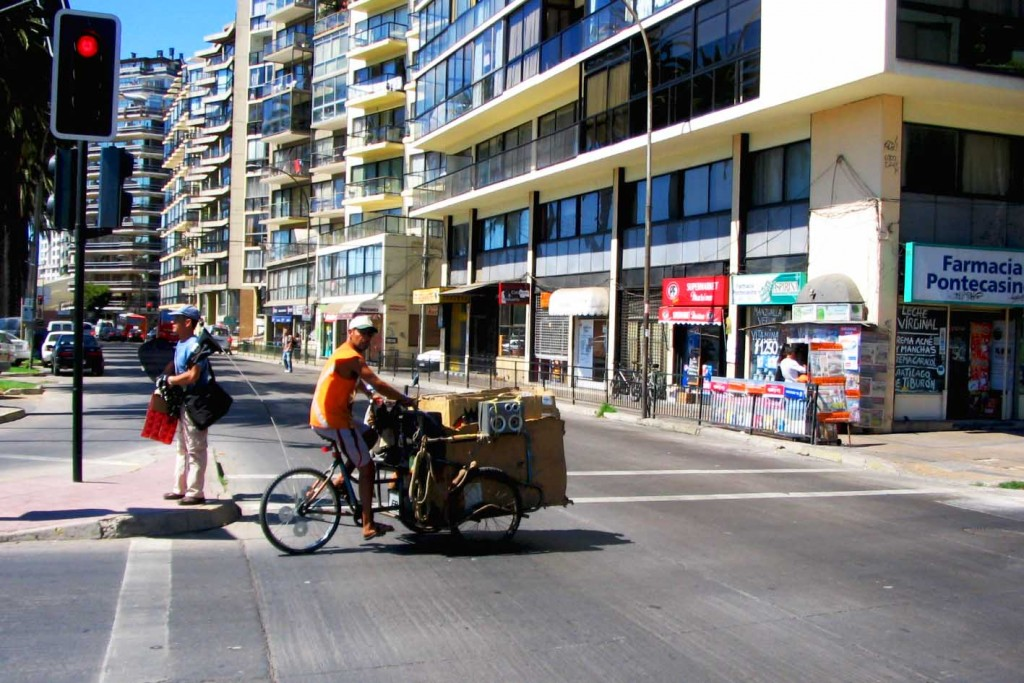 vélo chili