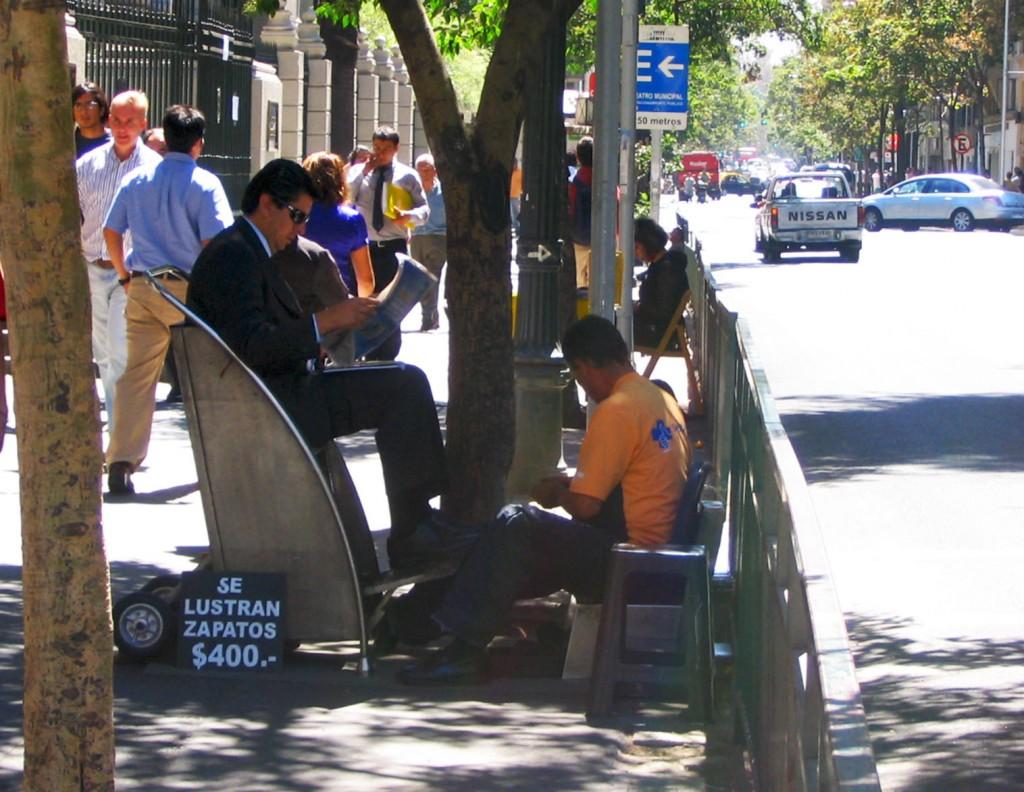population du Chili