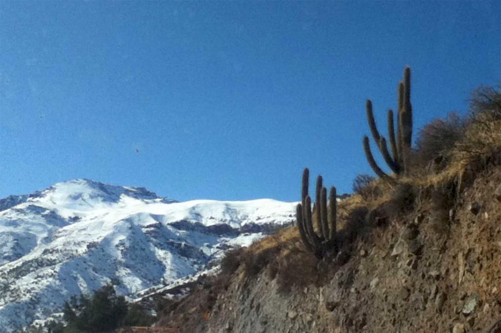 faire du ski Chili