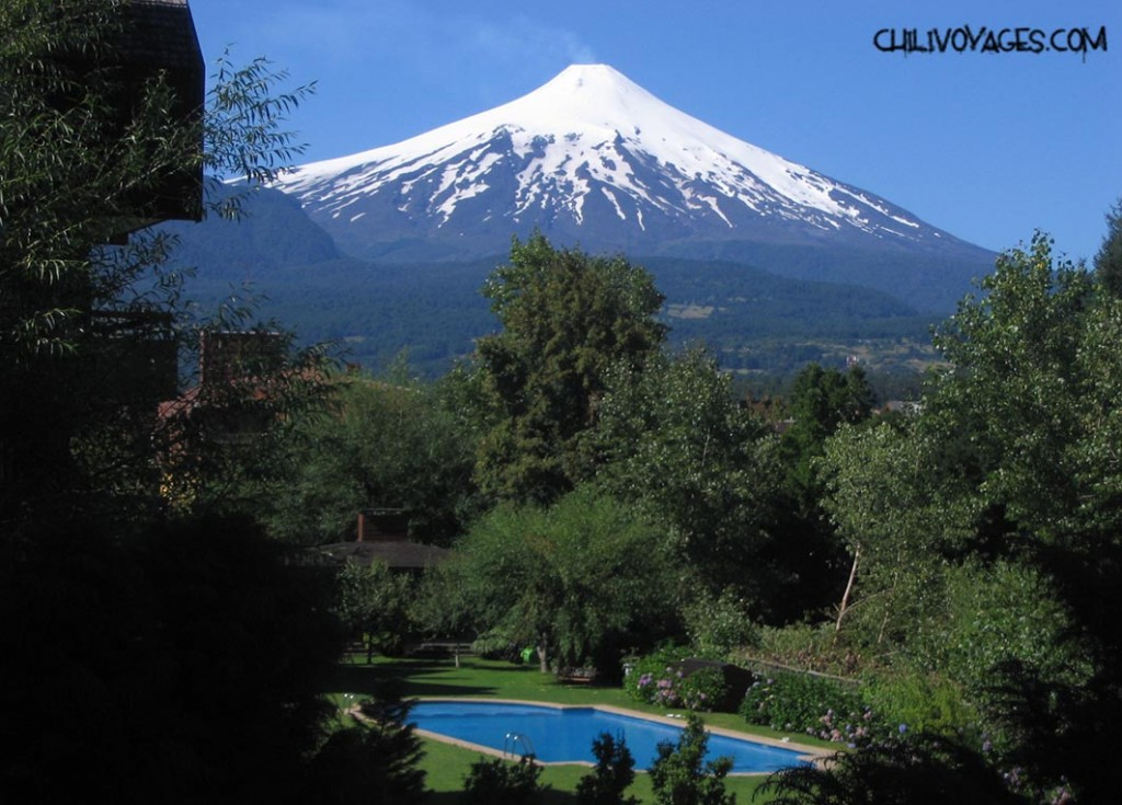 Volcans pucón