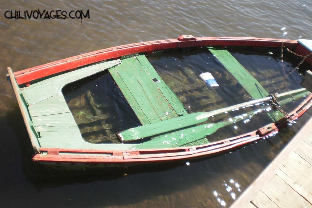 pucón barque