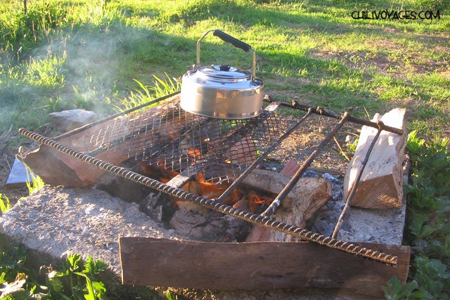 ile de chiloe camping