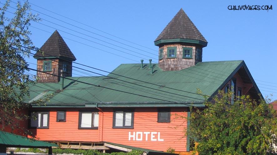 Puerto Varas hotel