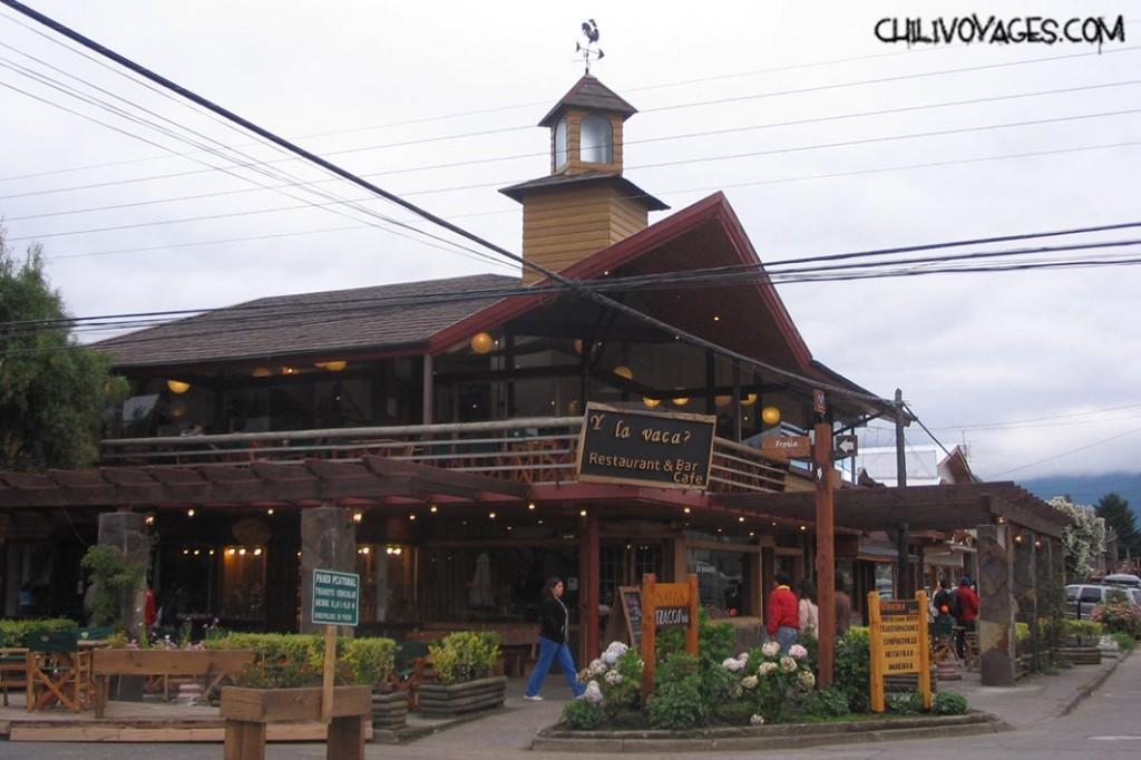 pucón restaurant