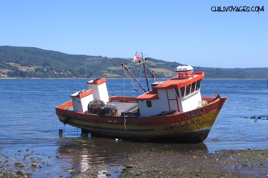 ile de chiloe bateau