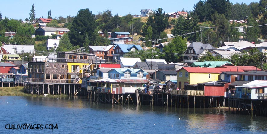 ile de chiloe palafitos