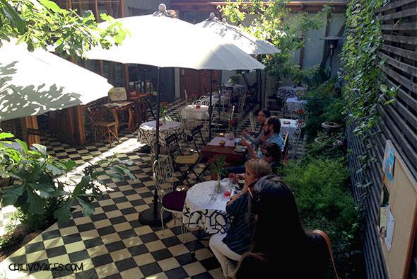 barrio Italia restaurant