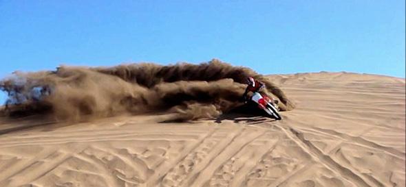désert dakar