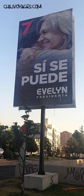 Quelle présidente du Chili ?