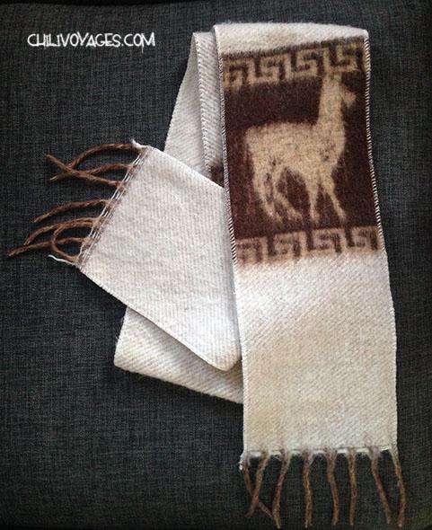 cadeaux originaux en laine d'alpaca