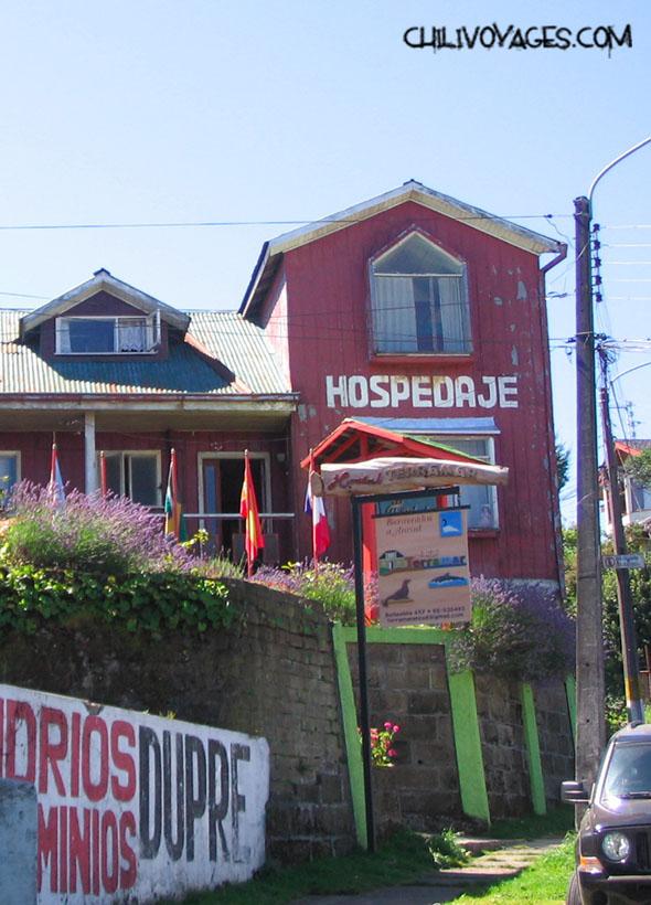dormir chez l'habitant_ile de Chiloe