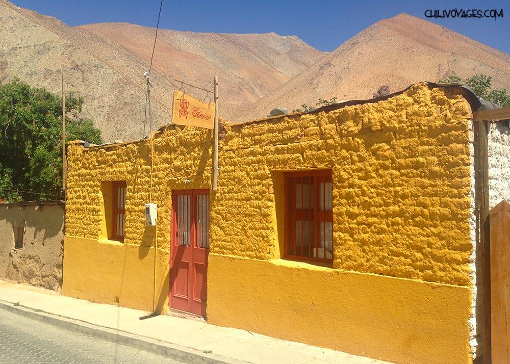 maison Pisco Elqui