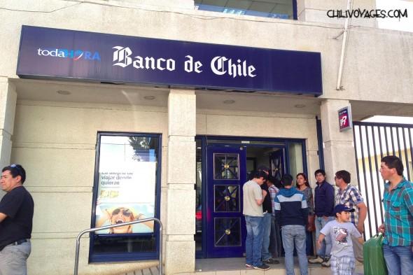 banque Chili