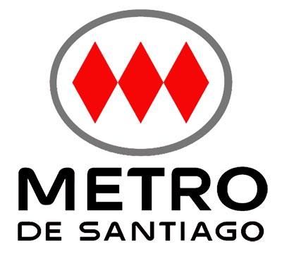 Métro de Santiago du Chili