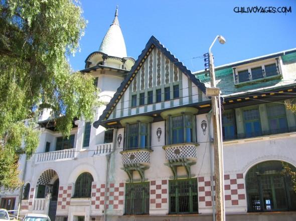 Architecture Valparaiso