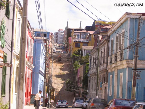 Valparaiso Maisons