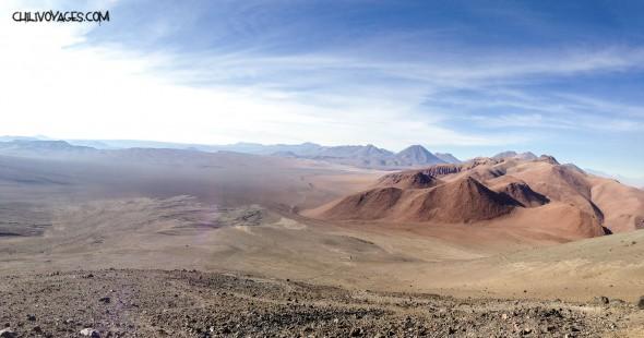 volcan du Chili