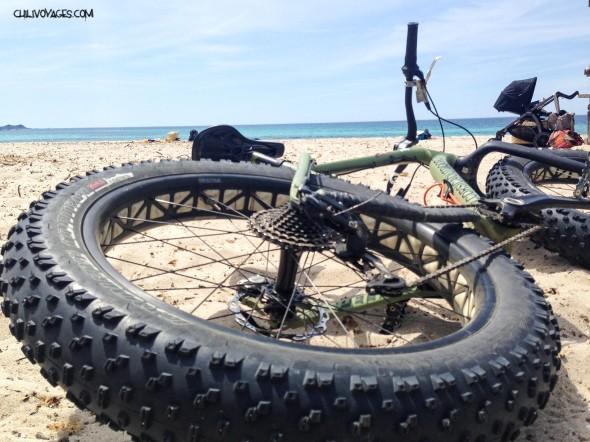 Vélo en Corse