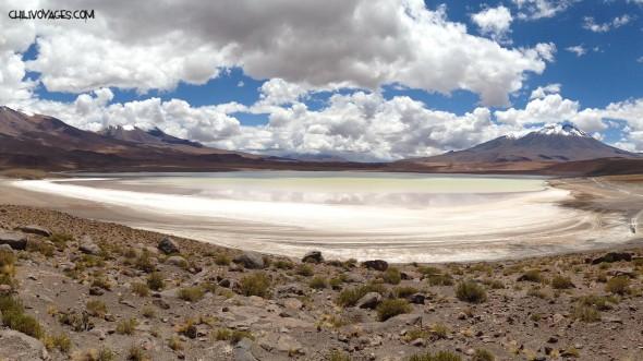 lagune Bolivie