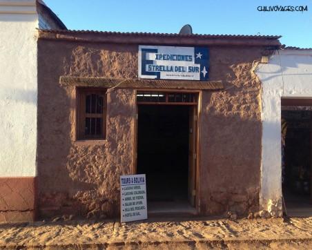 agence San Pedro de Atacama