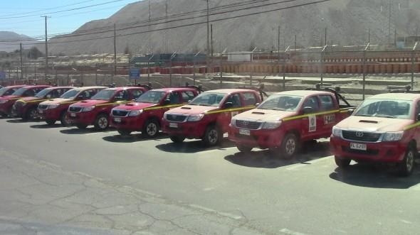 voiture chili