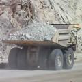 camion de mine