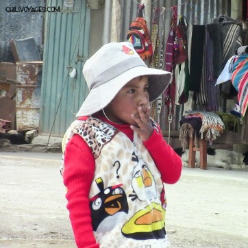 aide humanitaire Bolivie