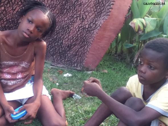 jamaique enfants