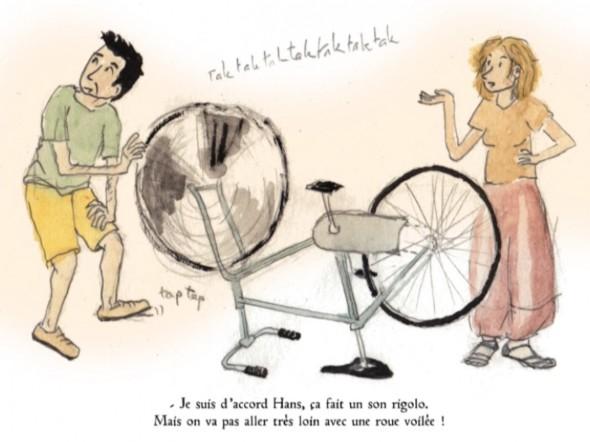 chili à vélo