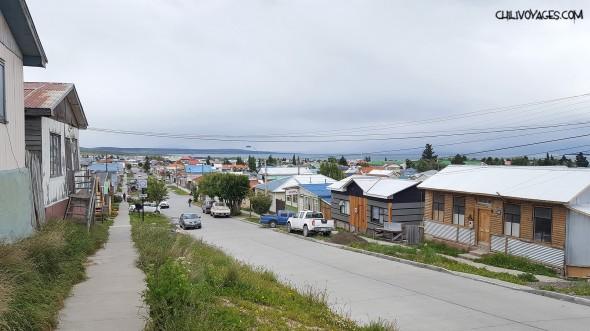 Rue de Puerto Natales