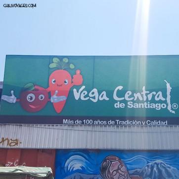 Marché La Vega Central
