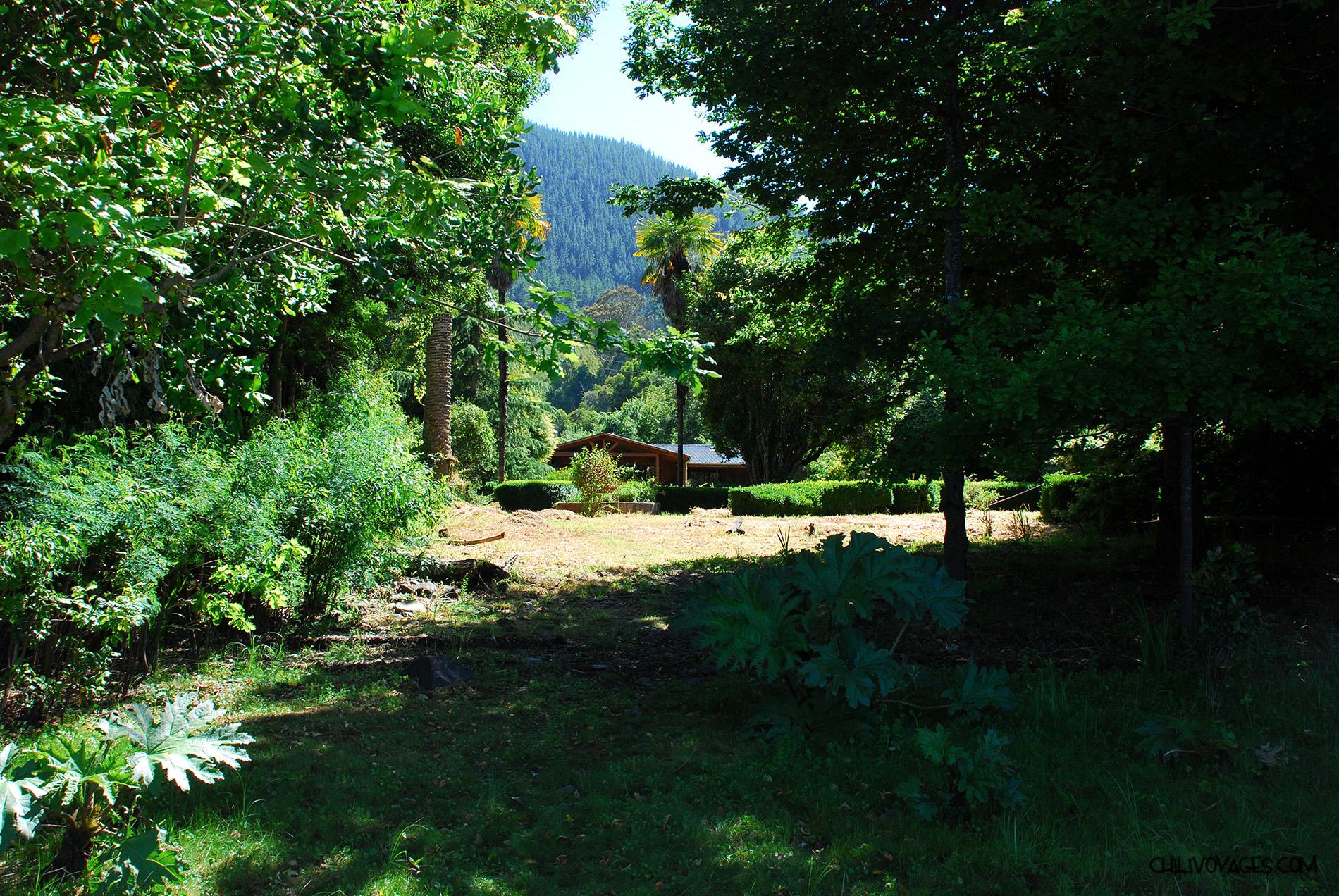 Maison lac Lanalhue