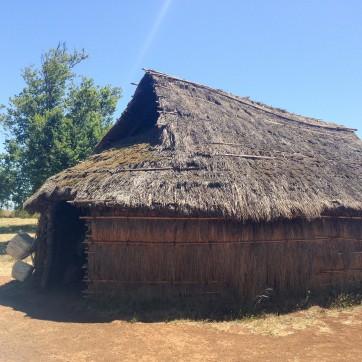 maison peuples Amérindiens