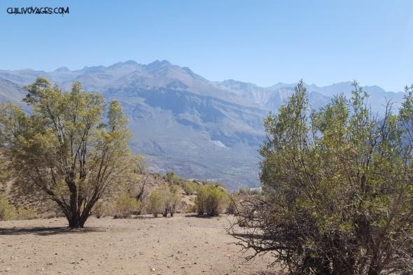 trekking santiago