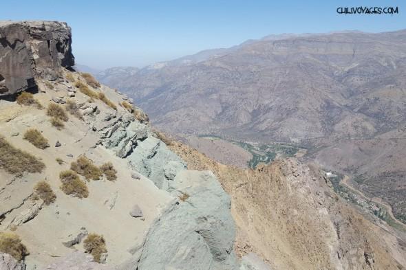 trekking Cajon del Maipo