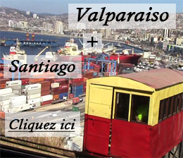 Valparaiso + Santiago