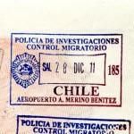 Visa Chili, Quels Documents de Voyage aurez-vous Besoin ?