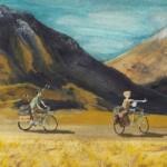 Ils traversent le Chili à vélo pour enregistrer les sons du pays