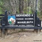 40 km de randonnée au parc national Nahuelbuta
