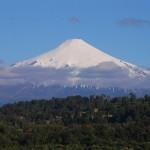 Le volcan Villarrica : luge, crampons et cratère !